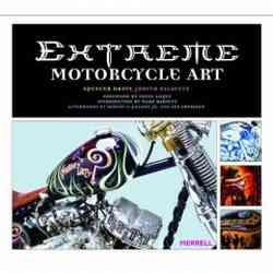 Extreme Motorcycle Art - Front Cover