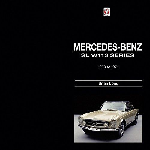 Mercedes-Benz SL W113 Series 1963 - 1971 - Front Cover