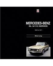 Mercedes-Benz SL W113 Series 1963 - 1971