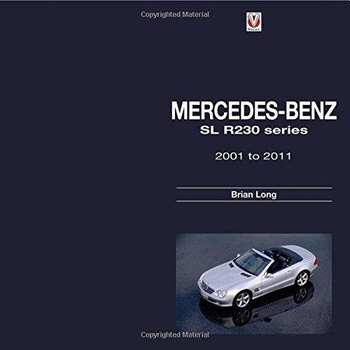 Mercedes-Benz SL : R230 series 2001 - 2011 - Front Cover