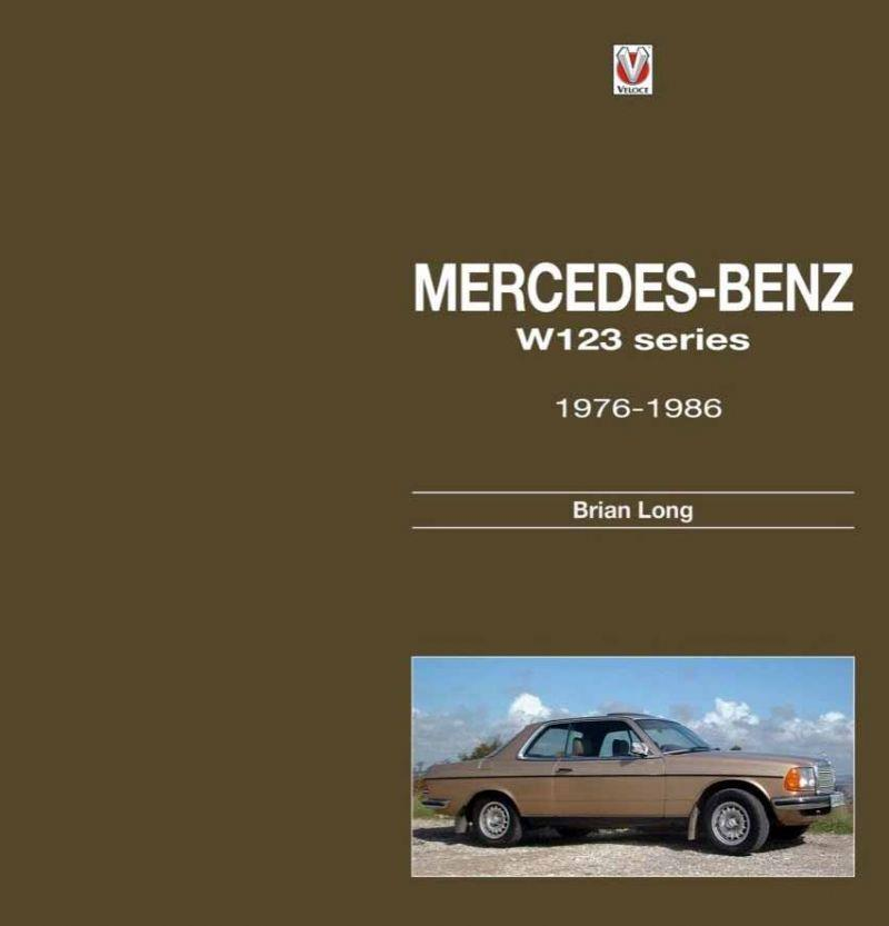 Mercedes-Benz W123 Series 1976 - 1986 - Front Cover