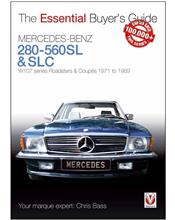 Mercedes-Benz 280-560SL & SLC W107 series 1971 - 1989