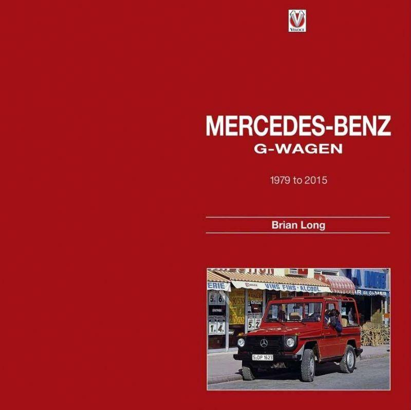 Mercedes G-Wagen 1979 - 2015 - Front Cover
