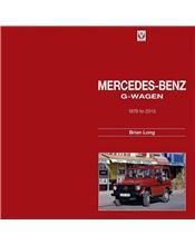 Mercedes G-Wagen 1979 - 2015