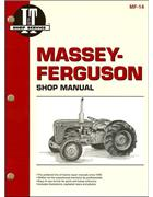 Massey Ferguson 1954 - 1967 Farm Tractor Owners Service & Repair Manual