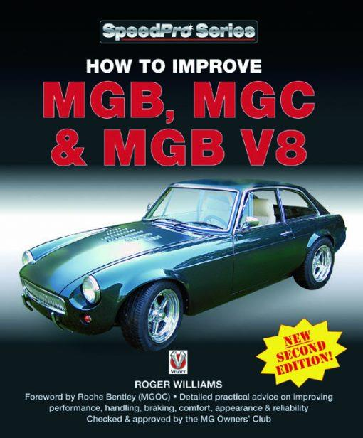 How To Improve MGB, MGC & MGB V8 - Front Cover