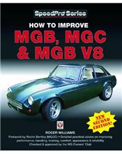 How To Improve MGB, MGC & MGB V8