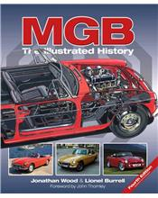 MGB The Illustrated History