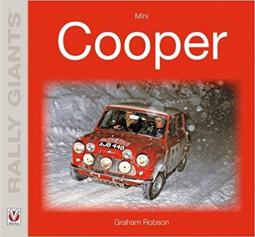 Mini Cooper / Mini Cooper S 1961 - 1970 (Rally Giants Series) - Front Cover