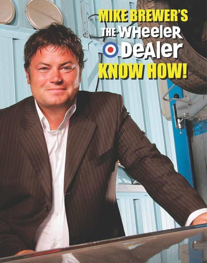 Mike Brewers The Wheeler Dealer Know How! - Front Cover