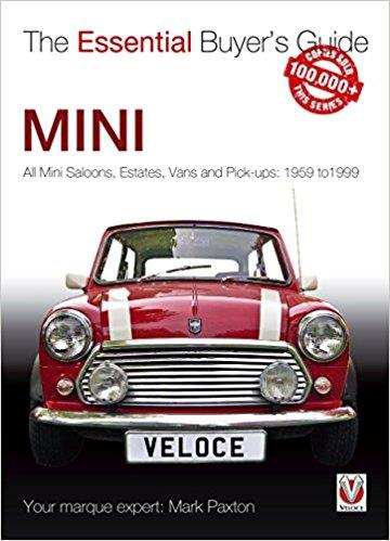 Mini 1959 - 1999 : The Essential Buyers Guide - Front Cover