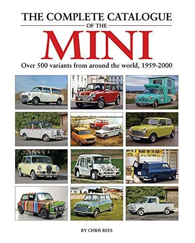 The Complete Catalogue of the Mini 1959 - 2000 - Front Cover