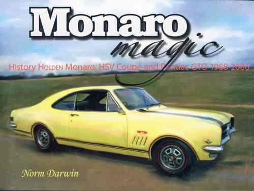 Monaro Magic : History Holden Monaro