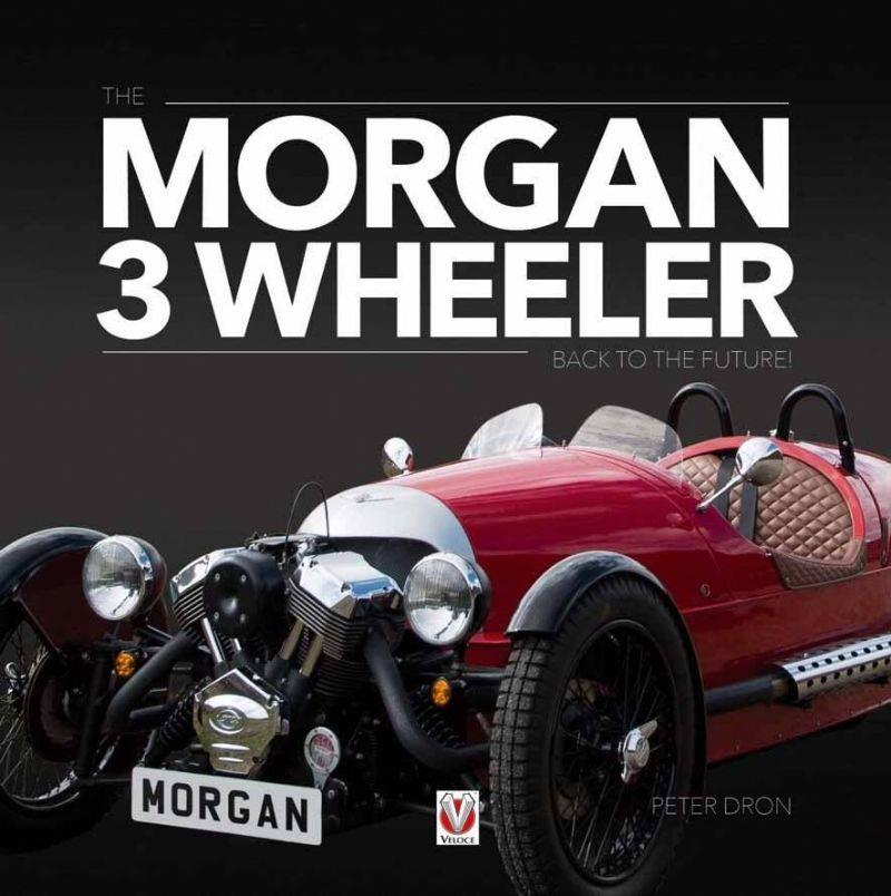 The Morgan 3 Wheeler - Front Cover