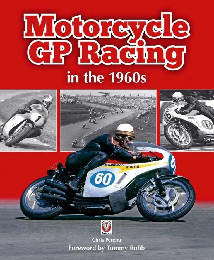Motorcycle GP Racing in the 1960s - Front Cover