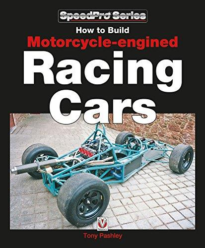 How to Build Motorcycle-engined Racing Car - Front Cover