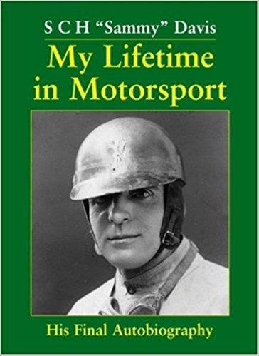 My Life in Motorsport : His Final Autobiography - Front Cover