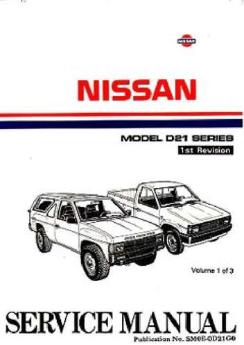 nissan terrano 30 v6 service manual