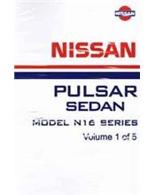 Nissan Pulsar N16 Sedan 2000 on Factory Service & Repair Manual