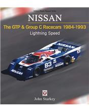 NISSAN : The GTP & Group C Racecars 1984 - 1993