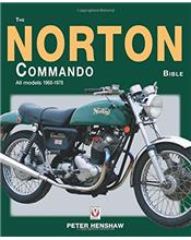 Norton Commando Bible 1968 - 1978