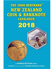 John Bertrand NZ Coin & Banknote Catalogue 2018