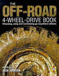 Off-Road 4-Wheel Drive Book - Front Cover