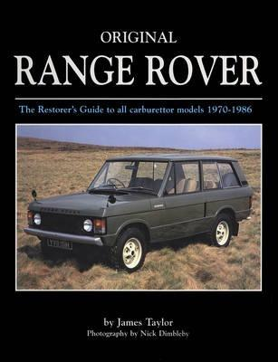 Original Range Rover 1970 - 1986 - Front Cover
