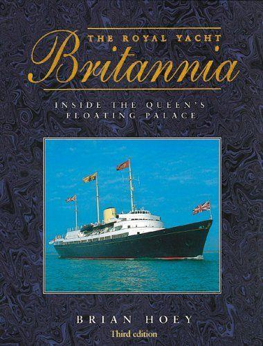 The Royal Yacht Britannia - Front Cover