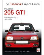 Peugeot 205 GTi 1984 - 1994 : The Essential Buyers Guide