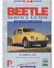 Volkswagen Beetle Step-by-step Service Guide: All Models to 1980