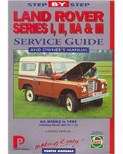 Land Rover Series I, II, IIA, & III 1948 - 1985