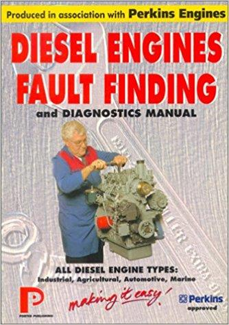 Diesel Engines Fault Finding and Diagnostics Manual (Porter Manuals) - Front Cover