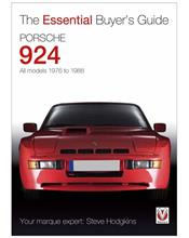 Porsche 924 (All Models) 1976 - 1988 : The Essential Buyers Guide
