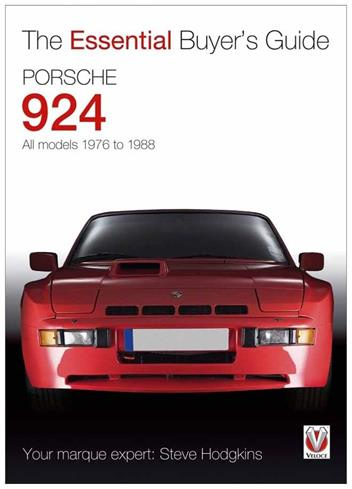 Porsche 924 (All Models) 1976 - 1988 : The Essential Buyers Guide - Front Cover