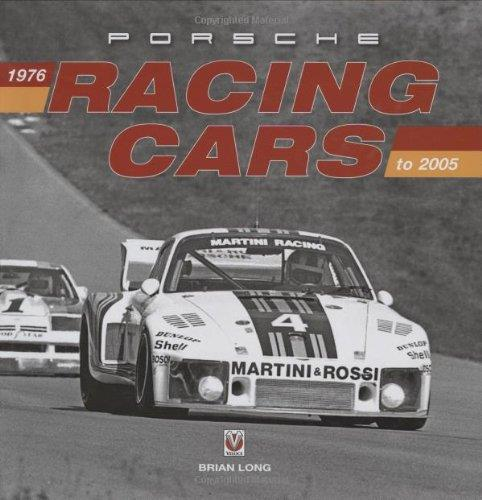 Porsche Racing Cars 1976 - 2005 - Front Cover