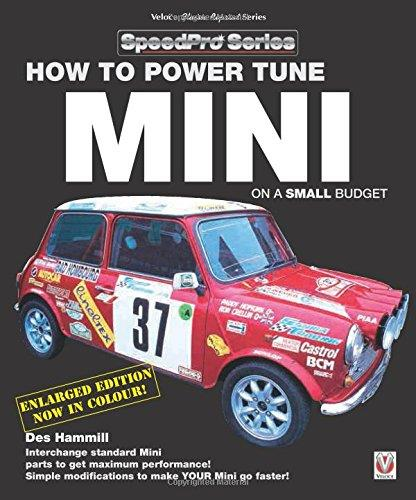 How to Power Tune Minis on a Small Budget - Front Cover