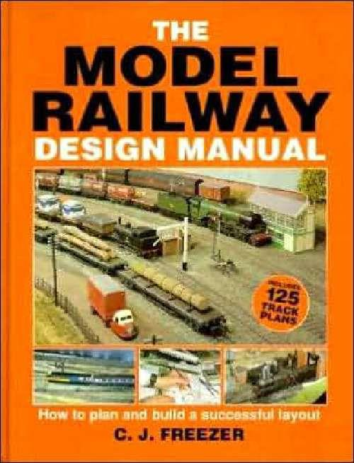 The Model Railway Design Manual - Front Cover