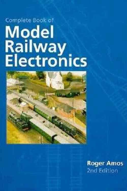Complete Book of Model Railway Electronics - Front Cover