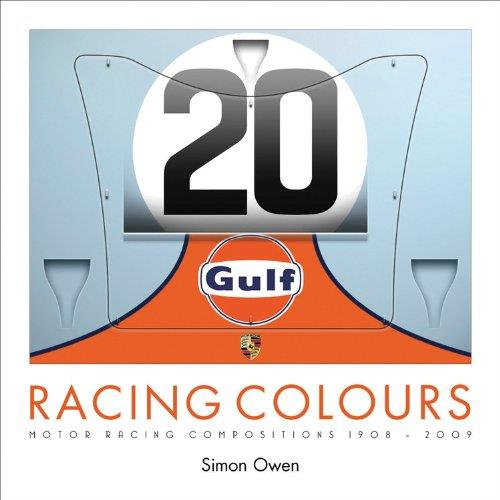 Racing Colours - Front Cover