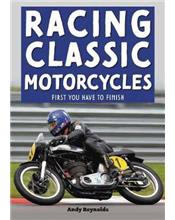 Racing Classic Motorcycles - First you have to finish