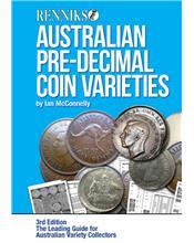 Renniks Australian Pre-Decimal Coin Varieties (3rd Edition)