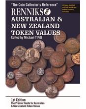 Renniks Australian & New Zealand Tokens Values (1st Edition)