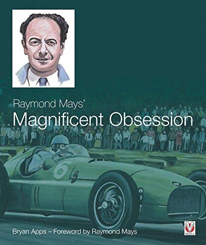 Raymond Mays' Magnificent Obsession - Front Cover