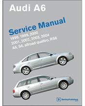 Audi A6 (C5 platform) 1998 - 2004 Service Manual