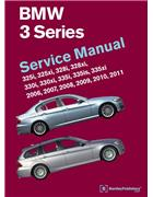 BMW 3 Series (E90, E91, E92, E93) 2006 - 2011 Service Manual
