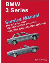 BMW 3 Series (E30) 1984 - 1990 Service Manual