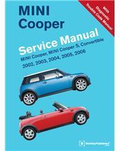 MINI Cooper 2002 - 2006 Service Manual