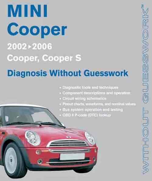 Mini Cooper : Diagnosis Without Guesswork Handbook 2002 - 2006 - Front Cover
