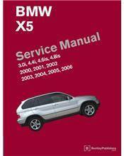 BMW X5 (E53) 2000 - 2006 Service Manual